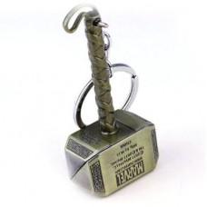 Thor Hammer Keychain